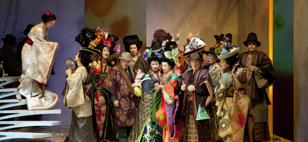 Staatsoper Hamburg - Play: Giacomo Puccini | Madama Butterfly